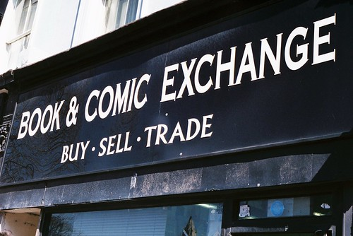 Book & Comic Exchange | by (clareta)