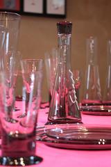 Basic – glasservis av Margareta Henix