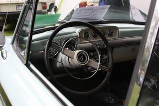 1959 Sunbeam Rapier interior