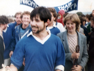 1980's Gerry Kehoe | by Naomh Fionnbarra GAA Club