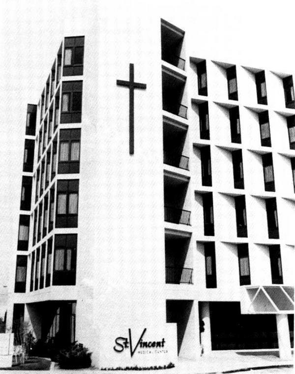 St  Vincent Medical Center Los Angeles | First hospital in L