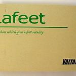 La Feet Mesh Ivory Color - Jika Tabi Sneakers - Anti Hallux Valgus or Bunion 足袋型健康シューズ(Lafeet:アイボリー) OKAMOTO-SEIKO 岡本製甲