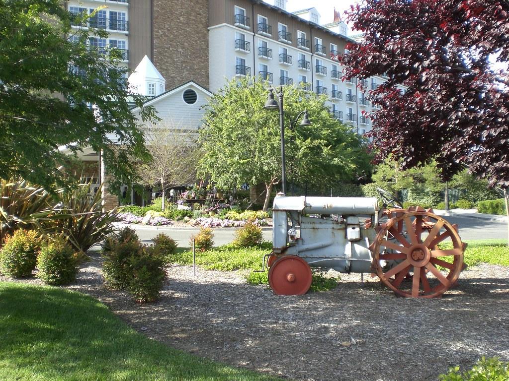 Barona Resort Landscaping Feature