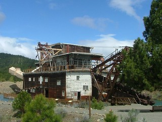 Sumpter Gold Dredge