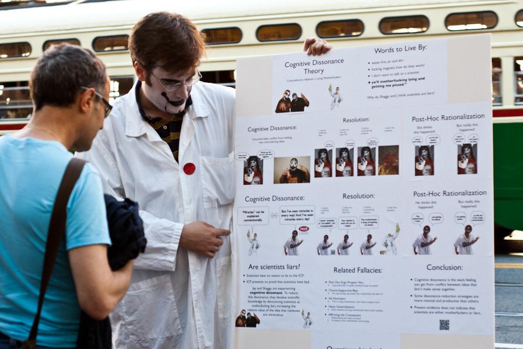 Science for Juggalos