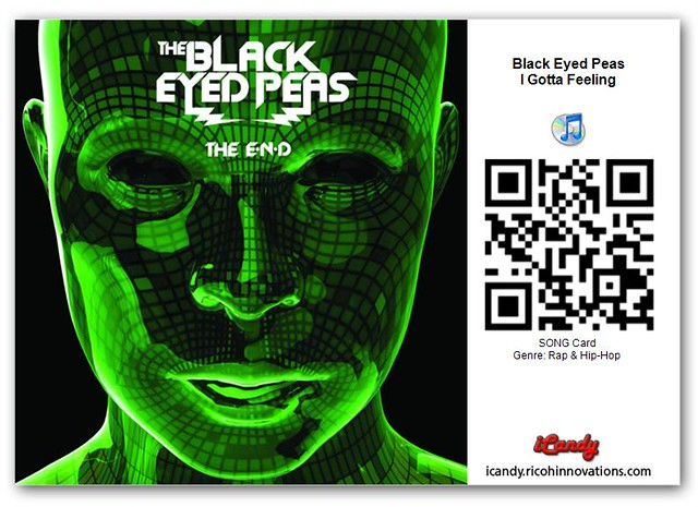 I Gotta Feeling_Black Eyed Peas