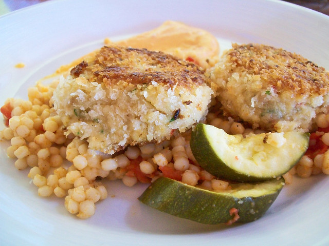Ray's Crab & Shrimp Cakes