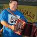 Wayne Toups honored at 2010 Festivals Acadiens et Créoles