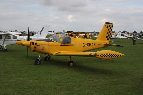 G-OPAZ Pazmany PL-2 [PFA 069-10673] Sywell 050915