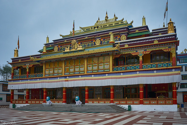 Ralong Monastery