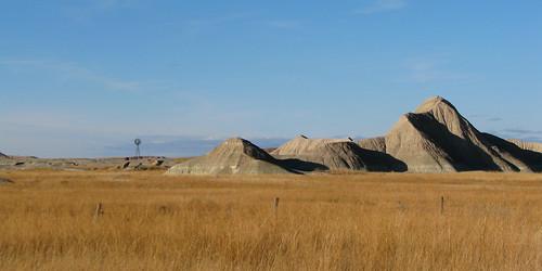 windmill rock nebraska sunny toadstool badlands crawford kellyhoffart toadstoolgeologicpark crawfodnebraska