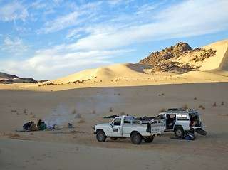 Mountain of Ghosts - Algeria - November 2005