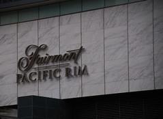 Fairmont Pacific Rim 2009