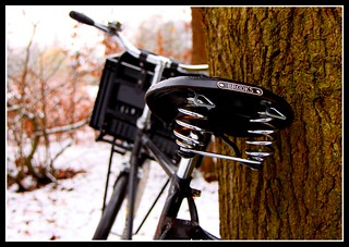 when it comes to bike saddles, I'm such a snob! | by franzconde