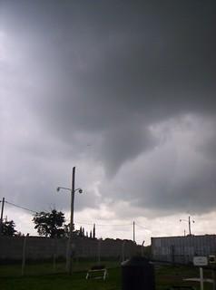 Tornado en San Lorenzo