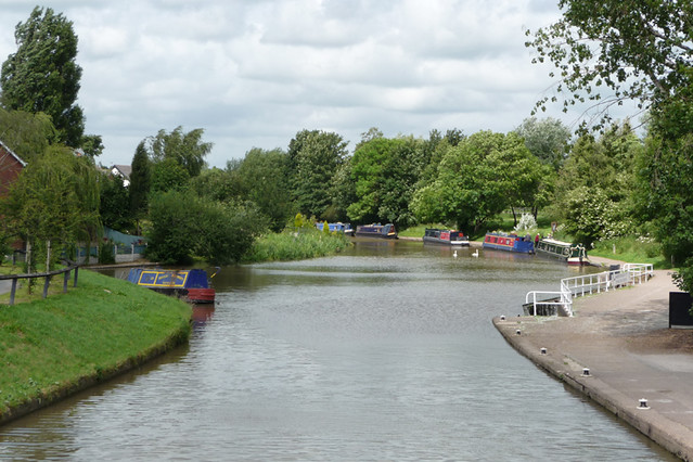 Trent Mersey Canal