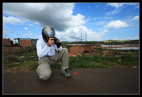 The Stig?? - The Anonymous Motorbiker - Vietnam | I survived