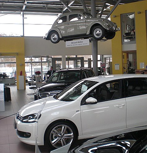 Fantastic Vw Dealer Showroom Nbg Dec 2009 227 A Photo On Flickriver Download Free Architecture Designs Scobabritishbridgeorg