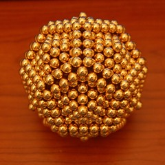 Dodecahedron, pyramid faces, interior mounting   by sparr0
