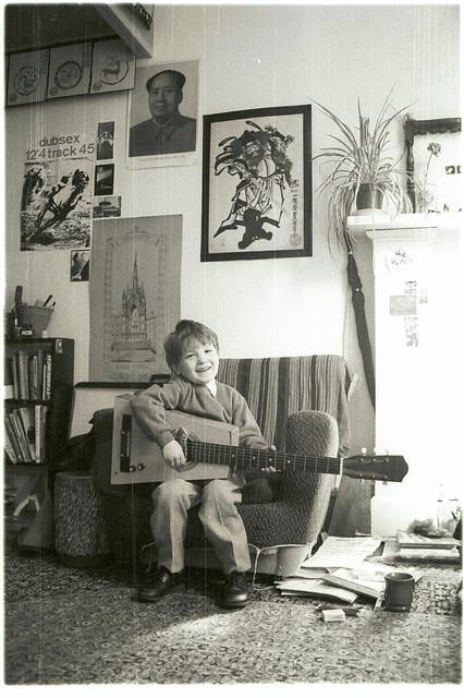 Alexander Hills, Westhall Gdns 1988