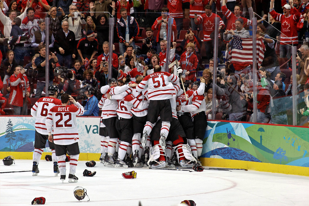 Canada's Golden Moment