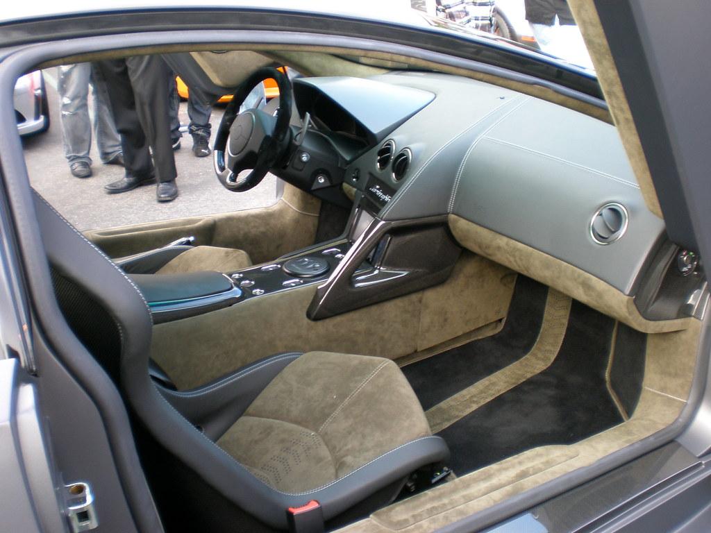 Lamborghini Reventon Interior Shot Mona Creta Flickr