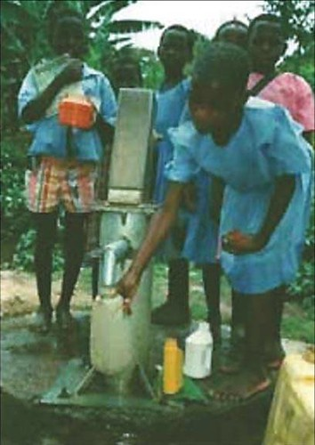 2001 well uganda | by Trinity Jubilee Foundation