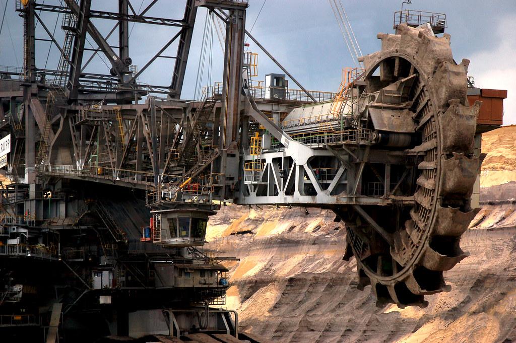 Biggest Excavator In The World Lignite Mine Germany Flickr