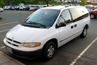 0077 Forlorn 2000 Dodge Caravan | by bsabarnowl