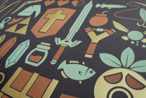 Iconography of Zelda