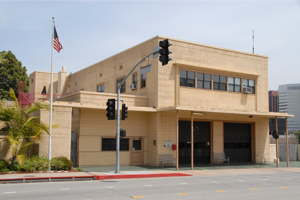LAFD Station 37 | Los Angeles, California  Brentwood  | RJACBclan