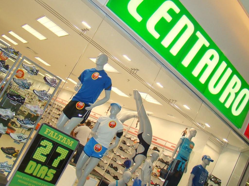 15dfaf0025cda Shopping Aricanduva - Centauro - Reinauguração   A Centauro …   Flickr