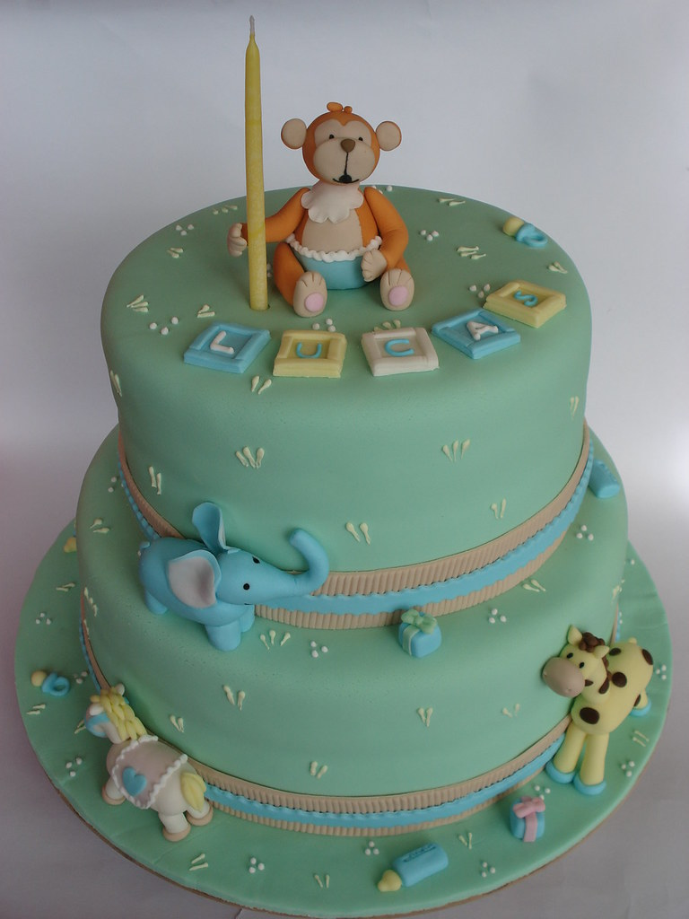 Amazing Birthday Cake For A One Year Old Isa Flickr Funny Birthday Cards Online Elaedamsfinfo