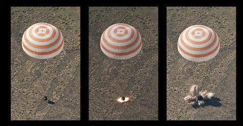 Soyuz TMA-17 Lands (20100602_trip) (explored) | by NASA HQ PHOTO