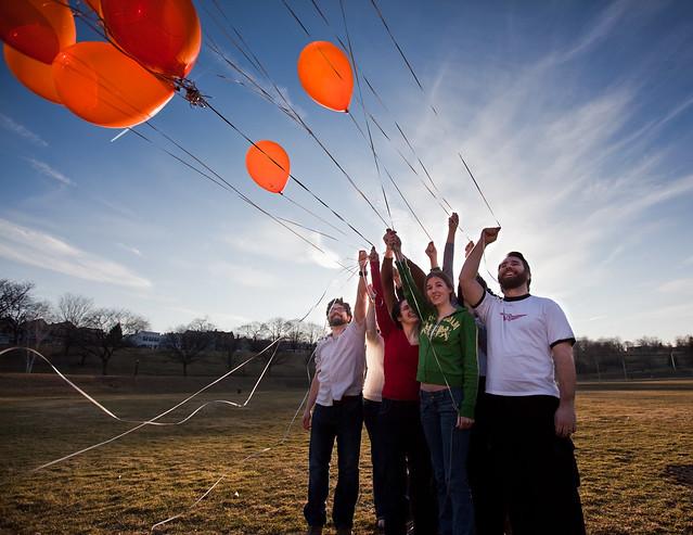 Community Balloon - Albany, NY - 10, Mar - 01