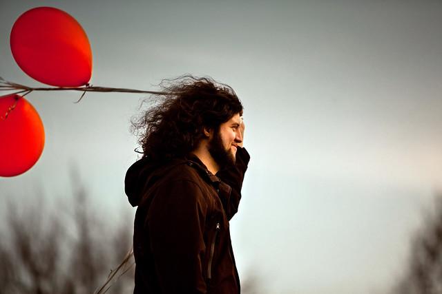 Community Balloon - Albany, NY - 10, Mar - 03