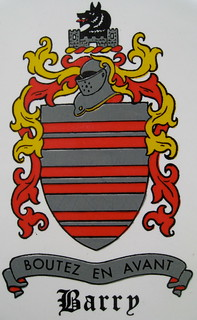 Barry family coat of arms | by surrealpenguin