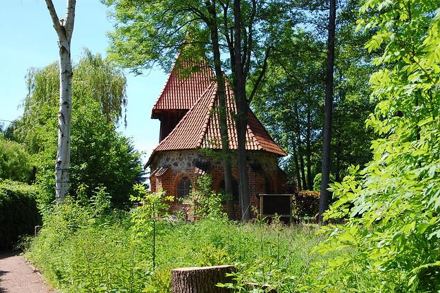 Kirche in Wieren, Lk Uelzen