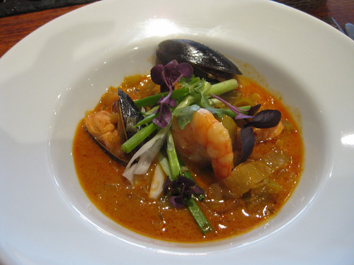 Thai Seafood Ragout at Greens of Whitby | by thefoodplace.co.uk