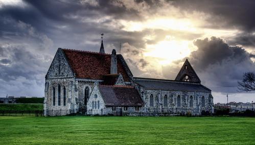 Royal Garrison Church   by Hexagoneye Photography