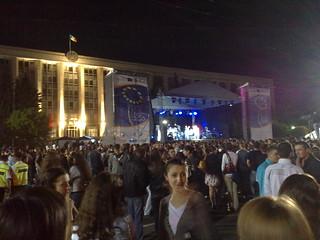 Moldova celebrates the EU   by Kevglobal