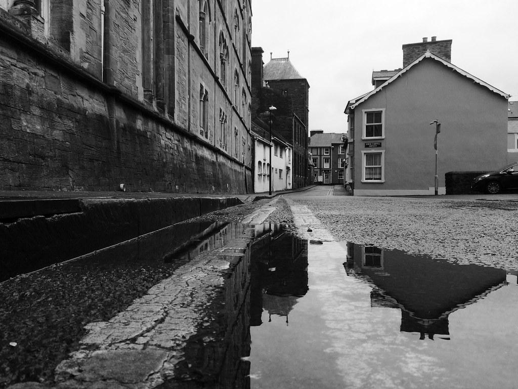 Stryd y Brenin, Aberystwyth   King Street   Rhisiart Hincks