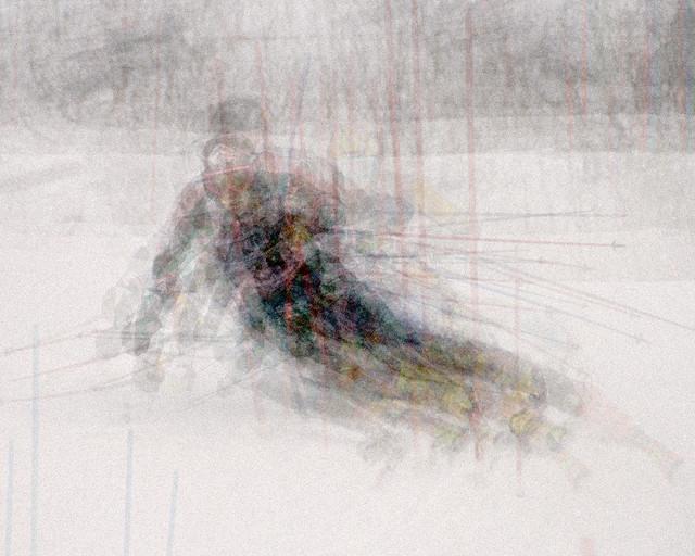 Slalom no.2