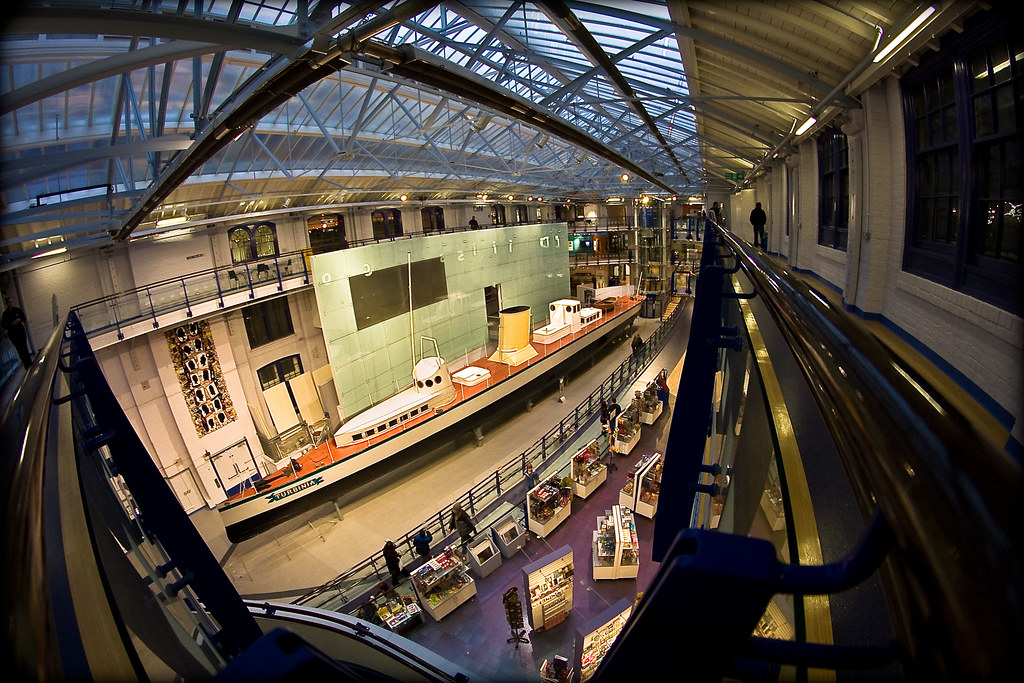 Discovery Museum Uk