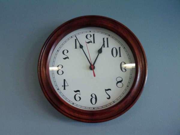 Barber's Clock