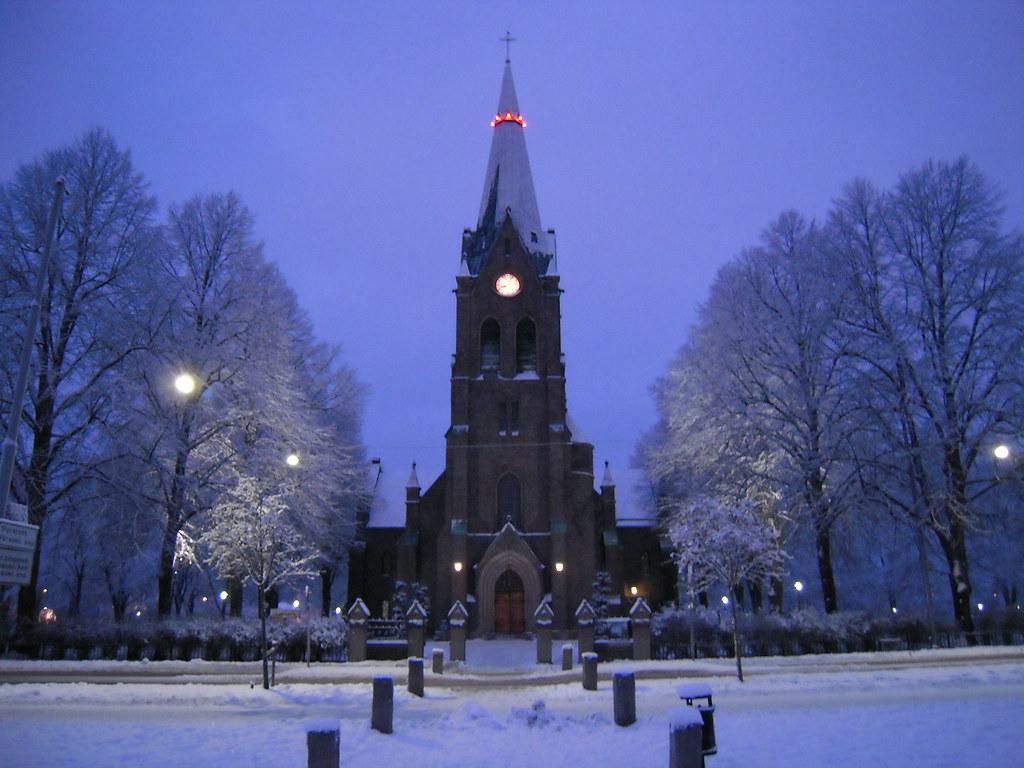Svenska kyrkans gemensamma kalender