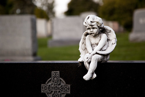 St. Agnes Cemetery - Menands, NY - 09, Oct - 06 | by sebastien.barre