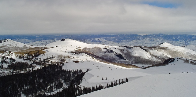 Mountains of Deer Valley