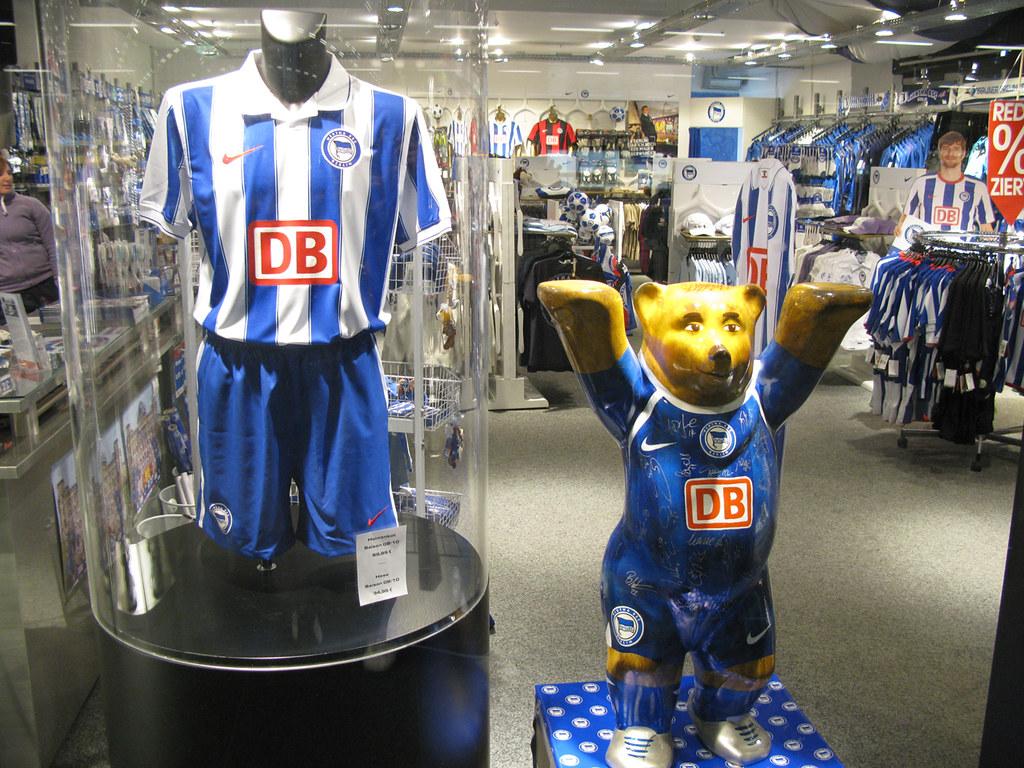 Hertha Bsc Shop Berlin