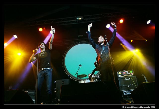 Nick  & Simon @ Winterkermis 2010